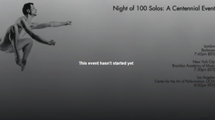 Night of 100 Solos Livestream