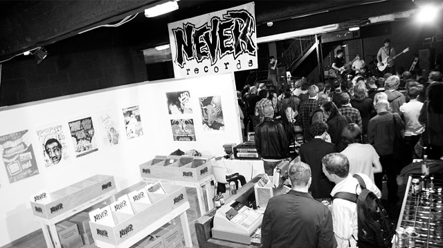 Never Records