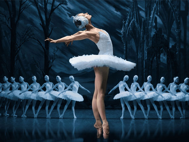 IIrina Kolesnikova – Swan Lake