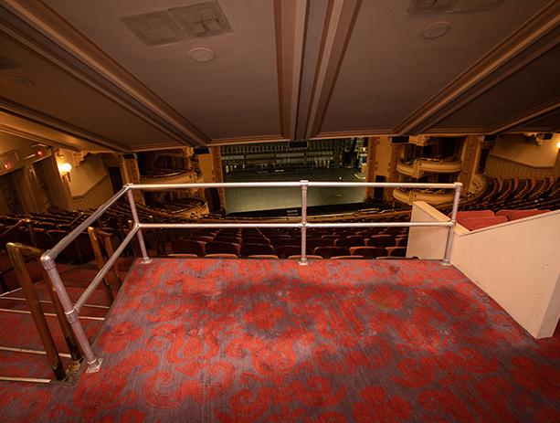 PJS ADA Mezzanine Seats