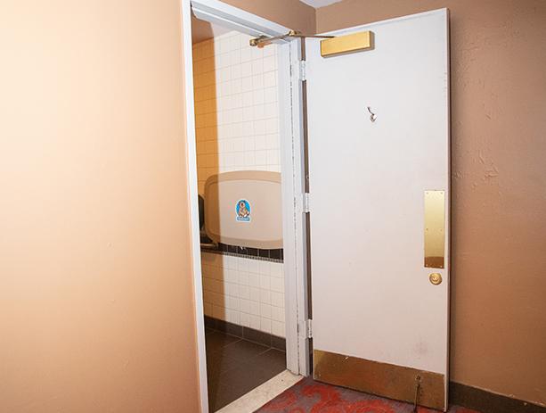 PJS ADA Door To Bathroom in Opera House