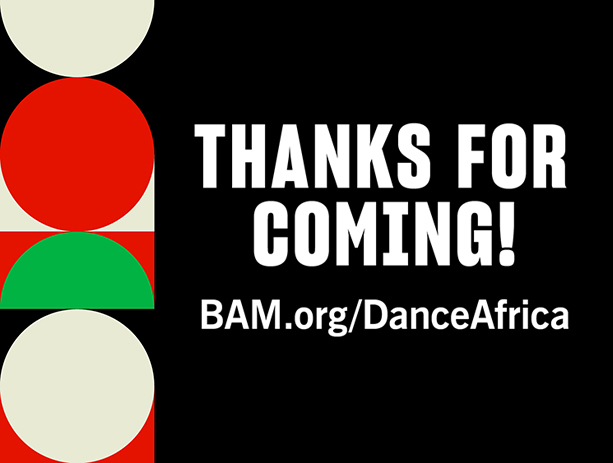 DanceAfrica Dance Party