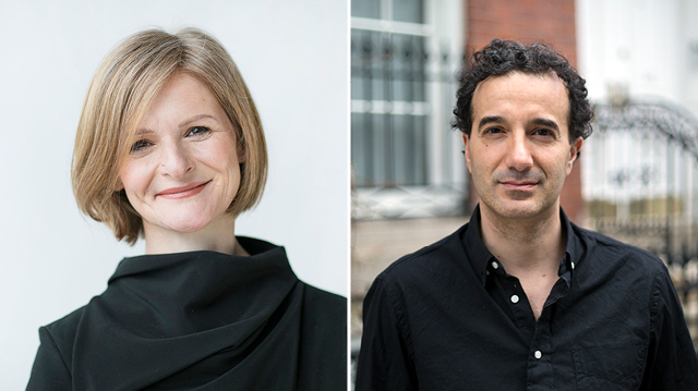 In Conversation: Katy Clark and Jad Abumrad