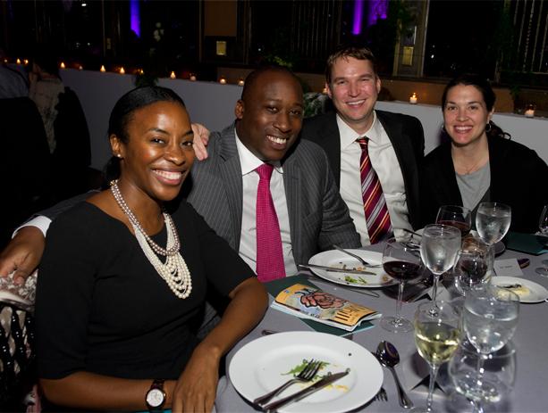 Timothy Sebunya and friends