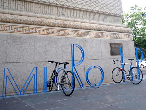 MicRo LiP bike racks