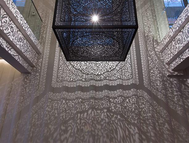 Walking with My Mother's Shadow: Artist Talk with Anila Quayyam Agha