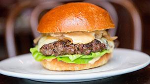 Cheeseburger, BAMcafelive
