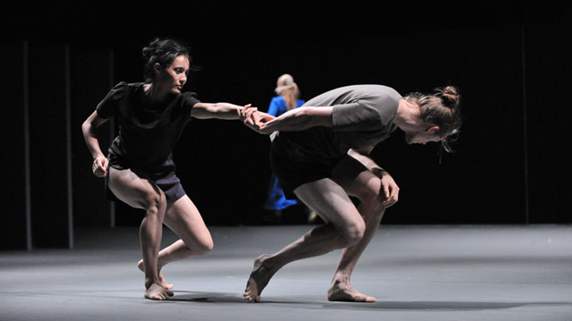 Last Work, Dance
