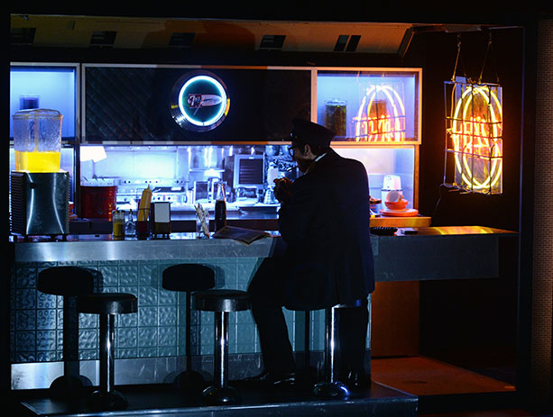 887, Theater, Photo: Erick Labbé