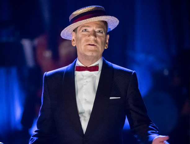 Branagh Theatre Live: The Entertainer