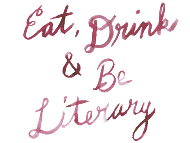 Eat, Drink & Be Literary 2017