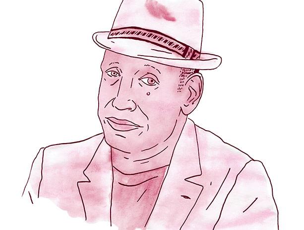 Walter Mosley, EDBL
