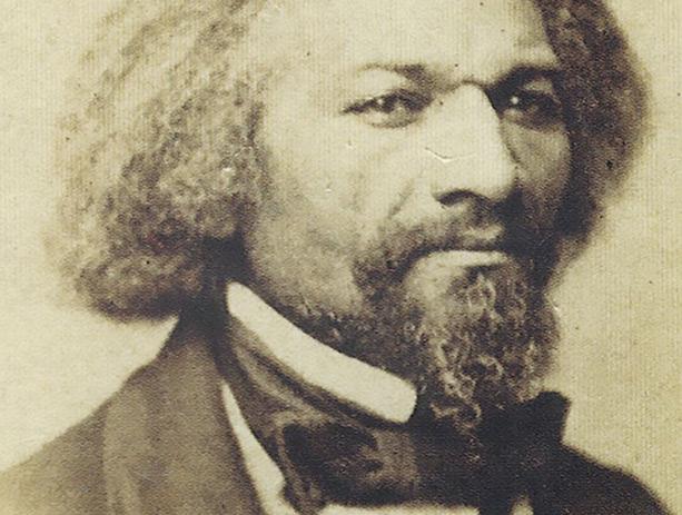 Frederick Douglass in Brooklyn