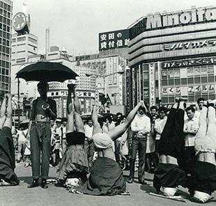 Diary of a Shinjuku Thief