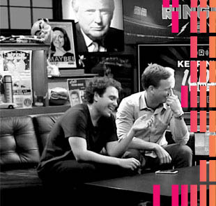 Jon Favreau, Jon Lovett, and Tommy Vietor