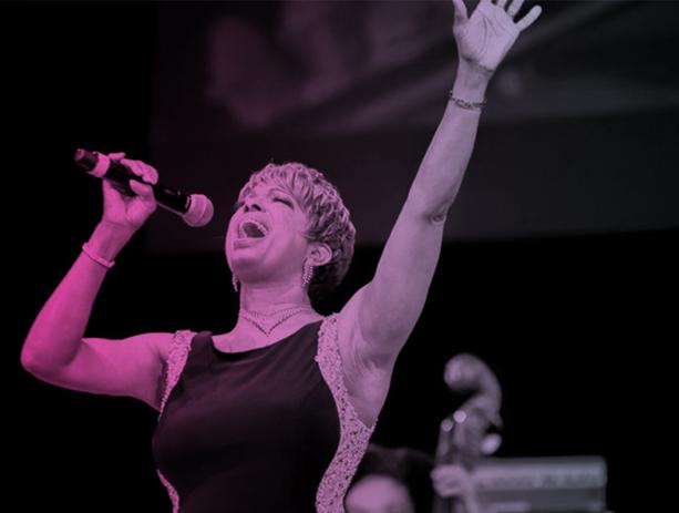 Joan Belgrave, BAMcafe Live