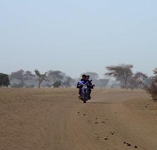 Rain The Color Blue, Film Africa