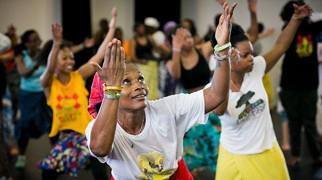 Dance Africa 2017 Masterclass