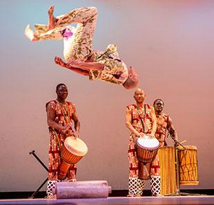 Wula Drum and Dance Ensemble