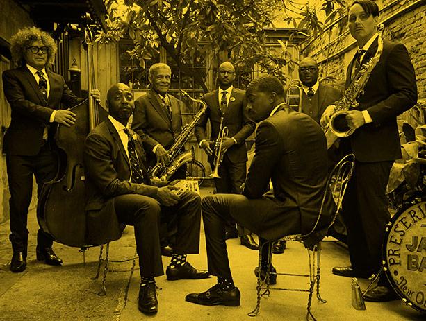 Preservation hall Jazzband