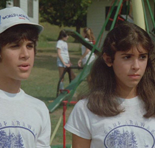 Sleepaway Camp Kids
