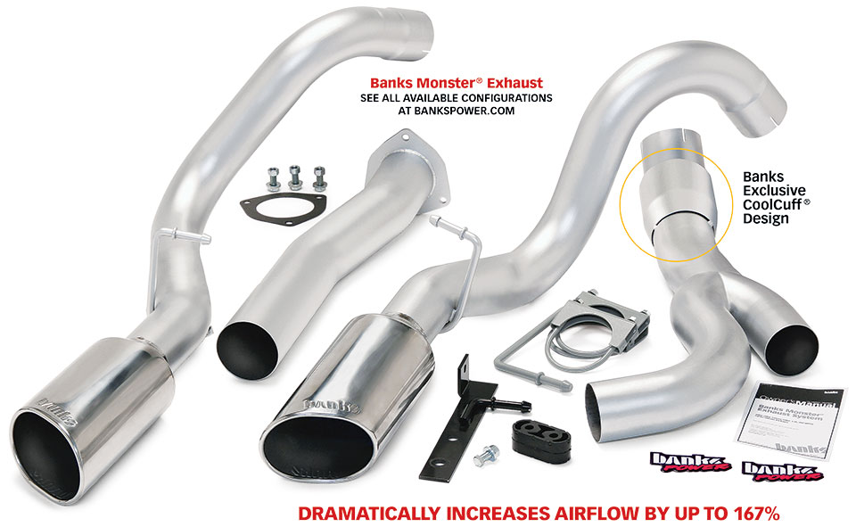Performance Exhaust Systems | Headers, Manifolds, Mufflers & Parts