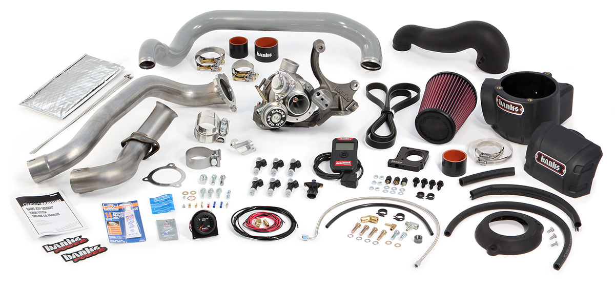 Banks Sidewinder Turbo System