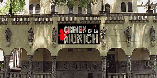 Crimen en La Munich