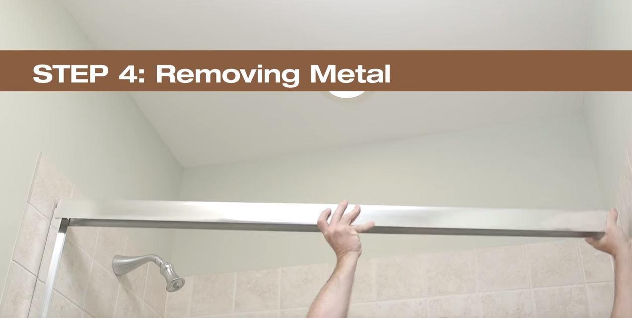 4  Removing Metal