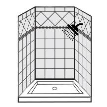 Showerhead Noborder