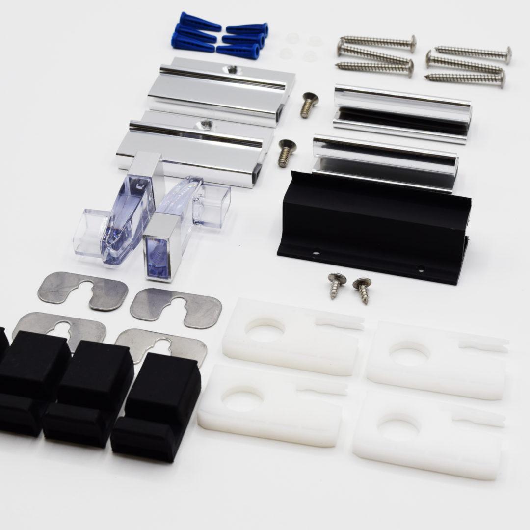 Basco 3/16 in. sliding tub & shower door parts (Classic)