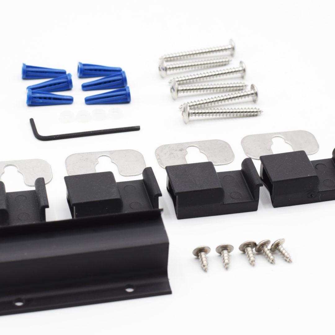 Basco 1/4 in. sliding tub & shower door parts (Infinity)