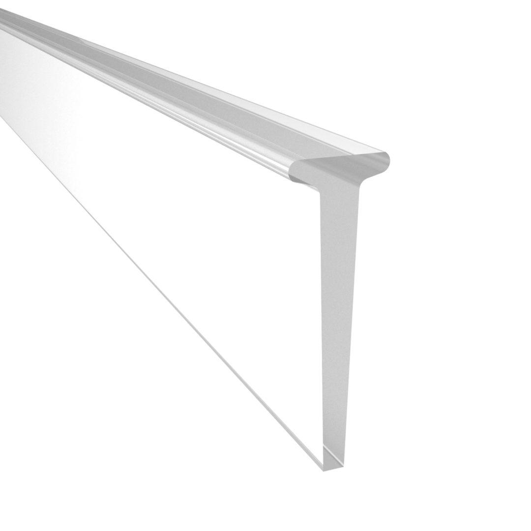"""Basco framed door shower sweep 35 inches (1""""x 35"""") (Deluxe Sopora)"""