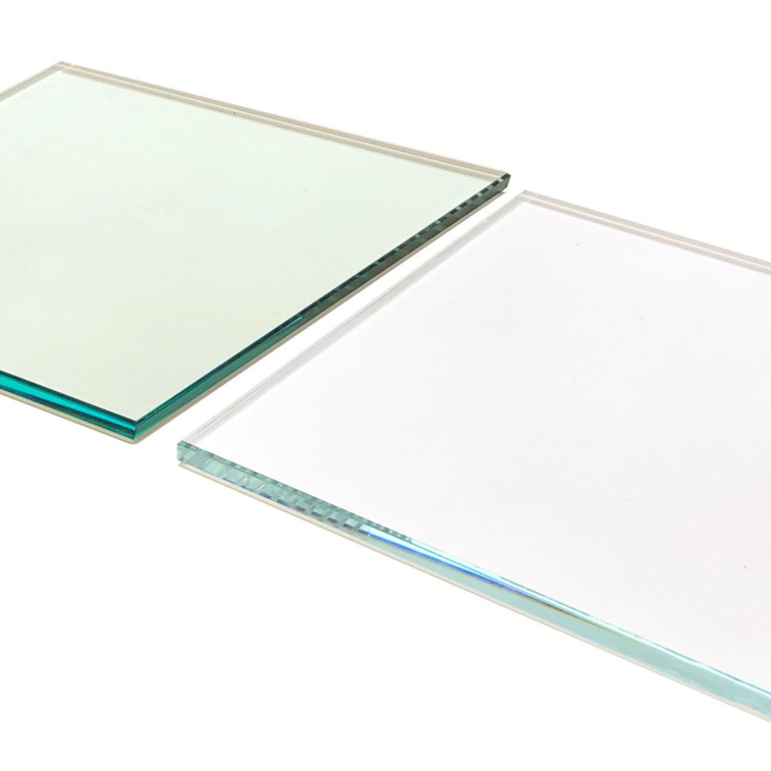 Low Iron Glass vs. Standard Clear Glass
