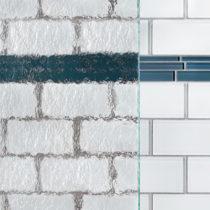 Infinity Semi Frameless 1 4 Inch Glass Sliding Shower Door Basco Shower Doors