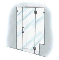 Panel/Door/Panel with Notch - 925