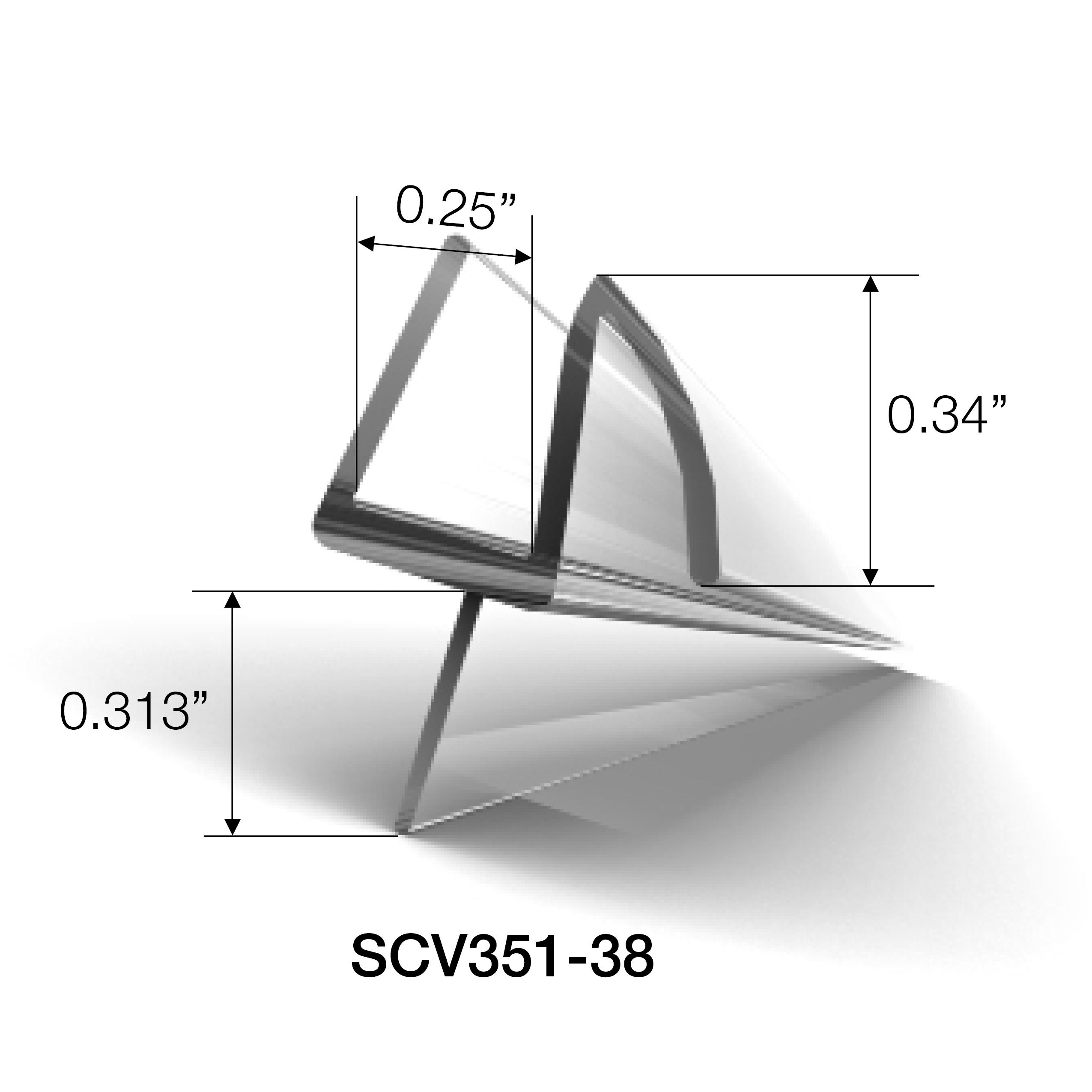 Scv351 38 Dimensions