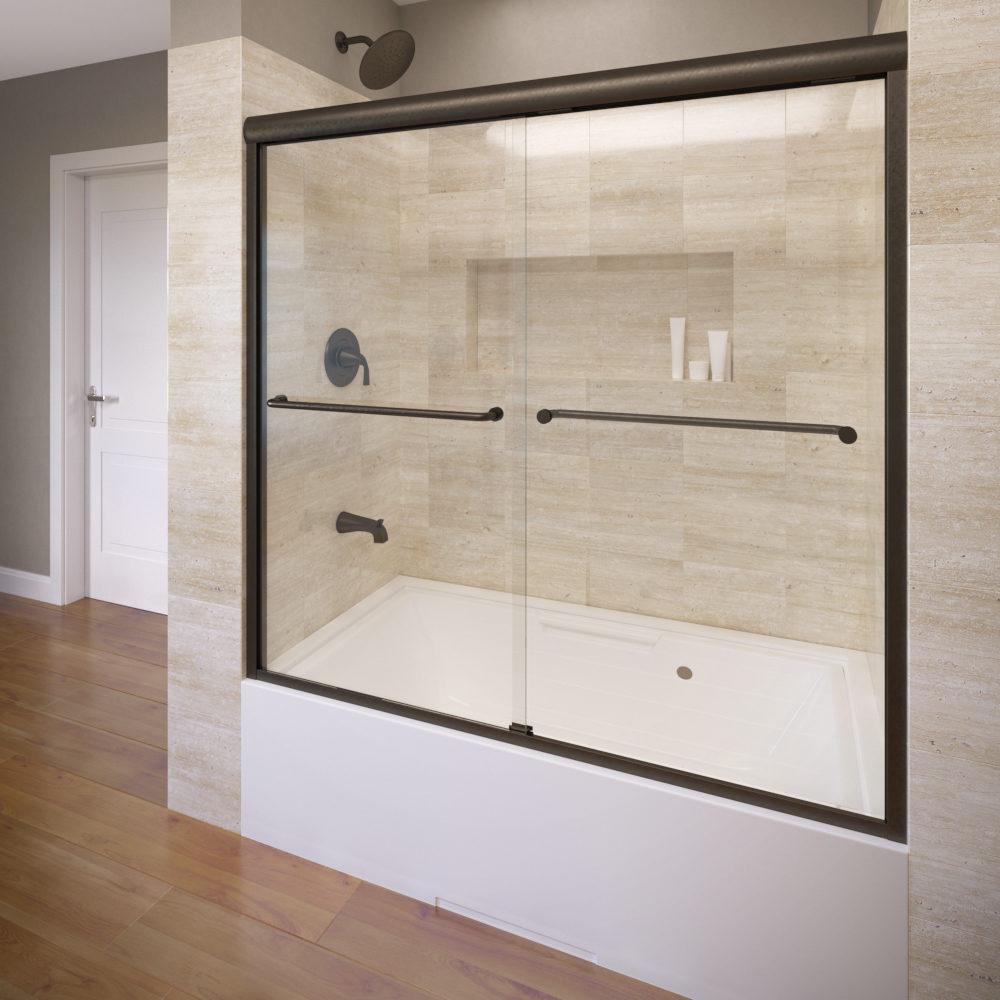 Celesta Sliding Bath Tub Door