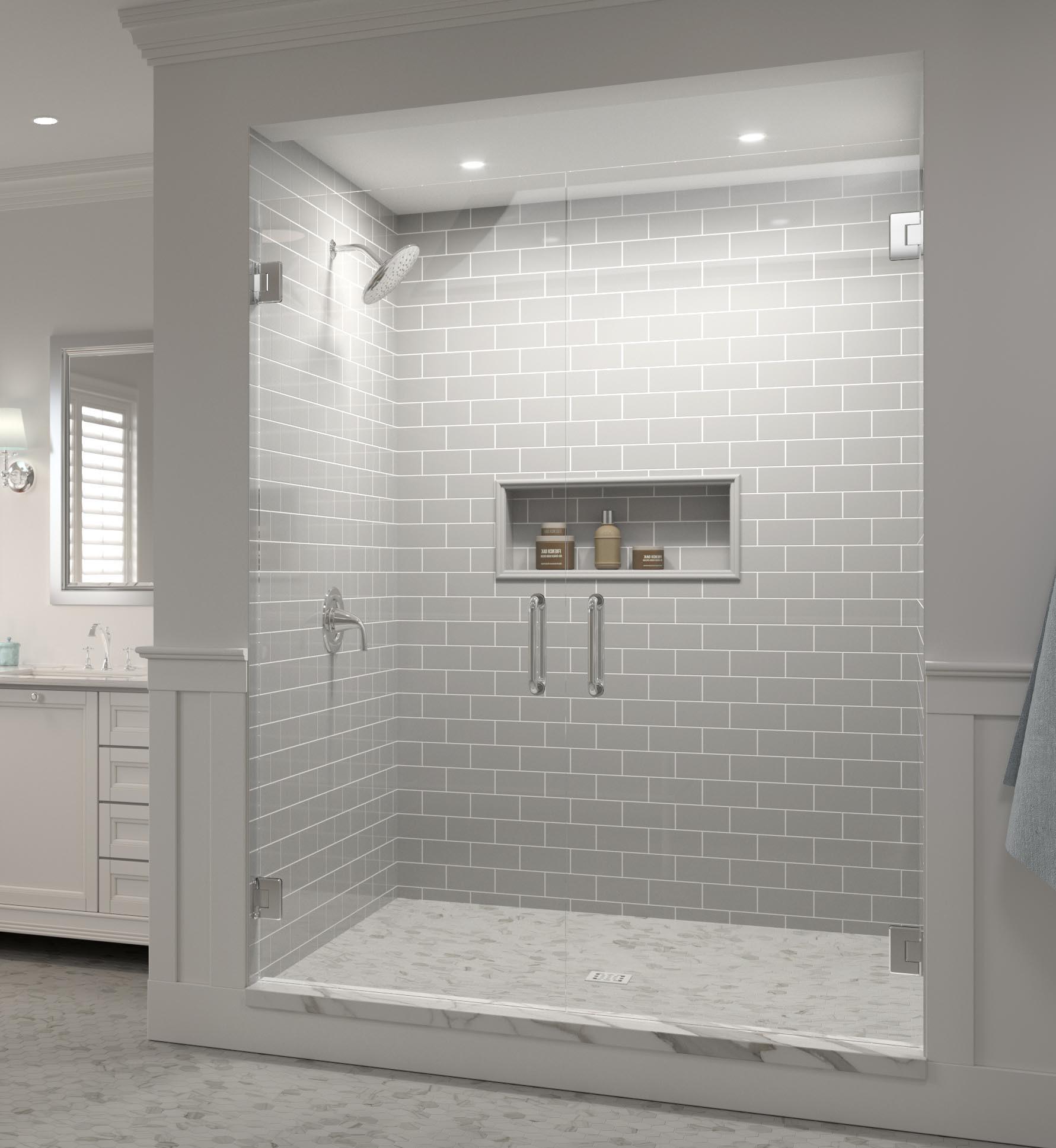 Merveilleux Basco Shower Doors