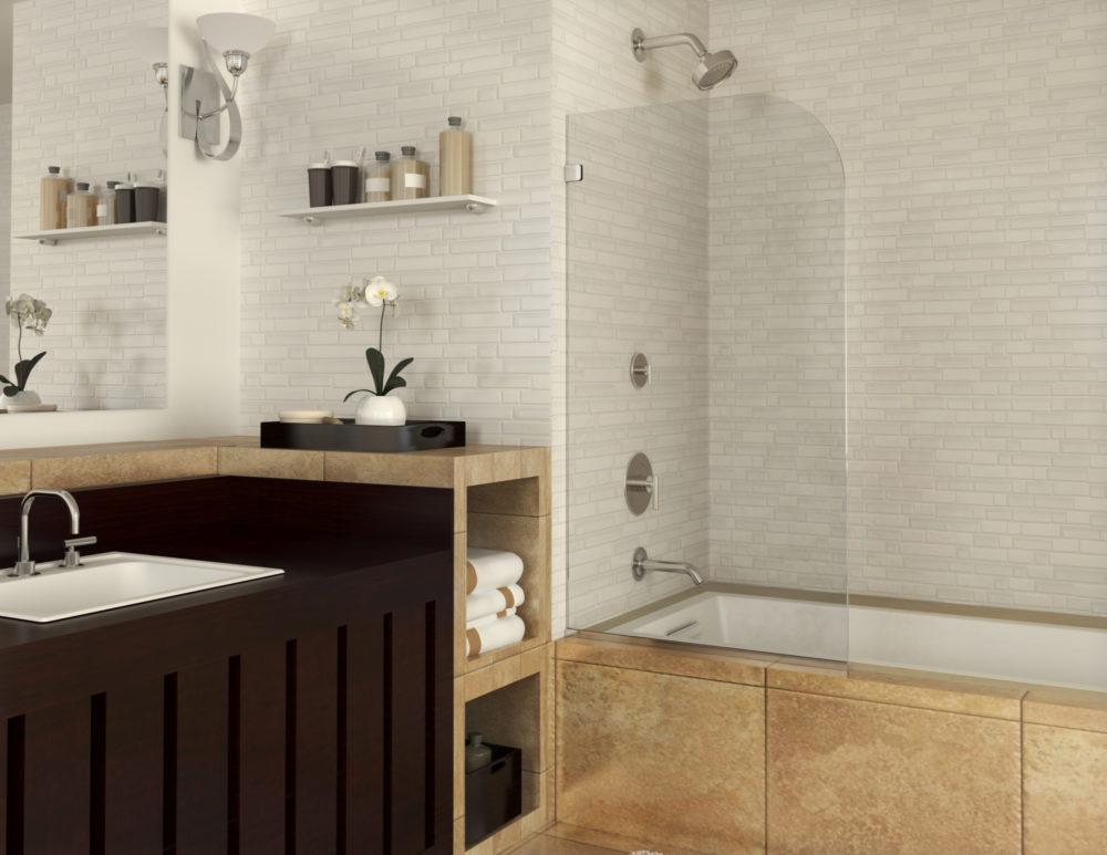 Celesta Shower Screen