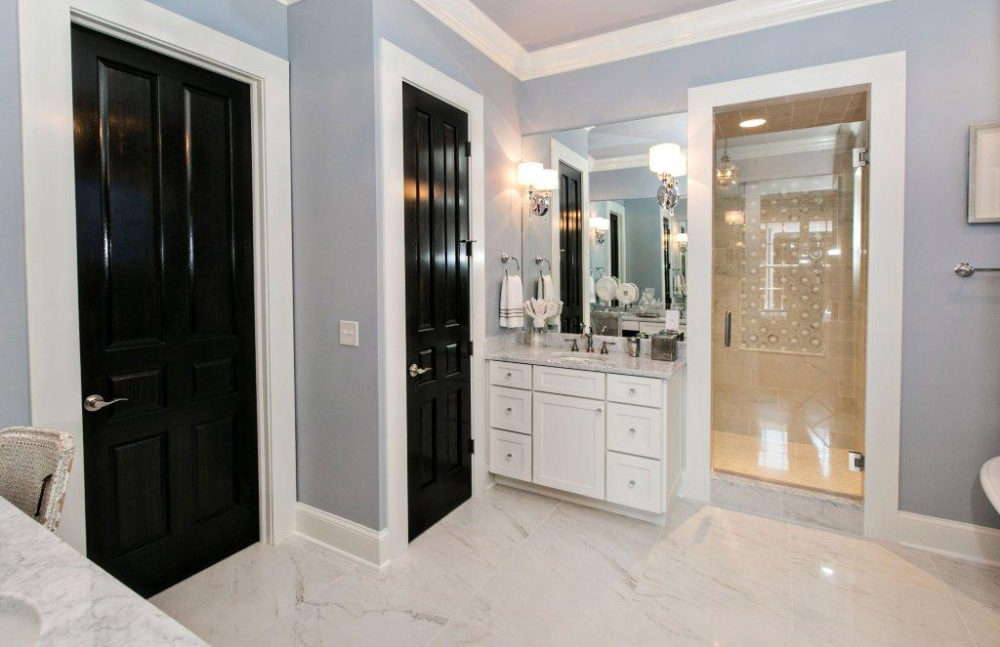 Celesta Single Swing Shower Door