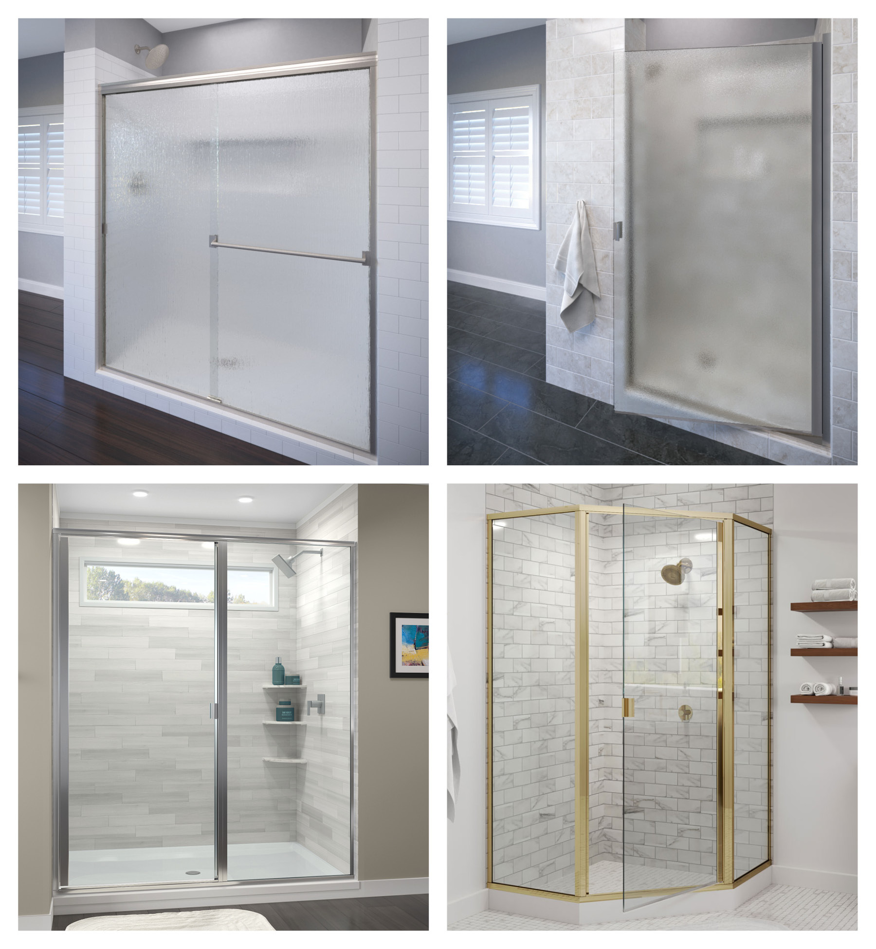 Classic Shower Enclosures