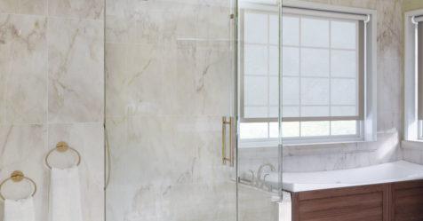 Dresden Frameless 3 8 Inch Glass Swing Door Basco Shower