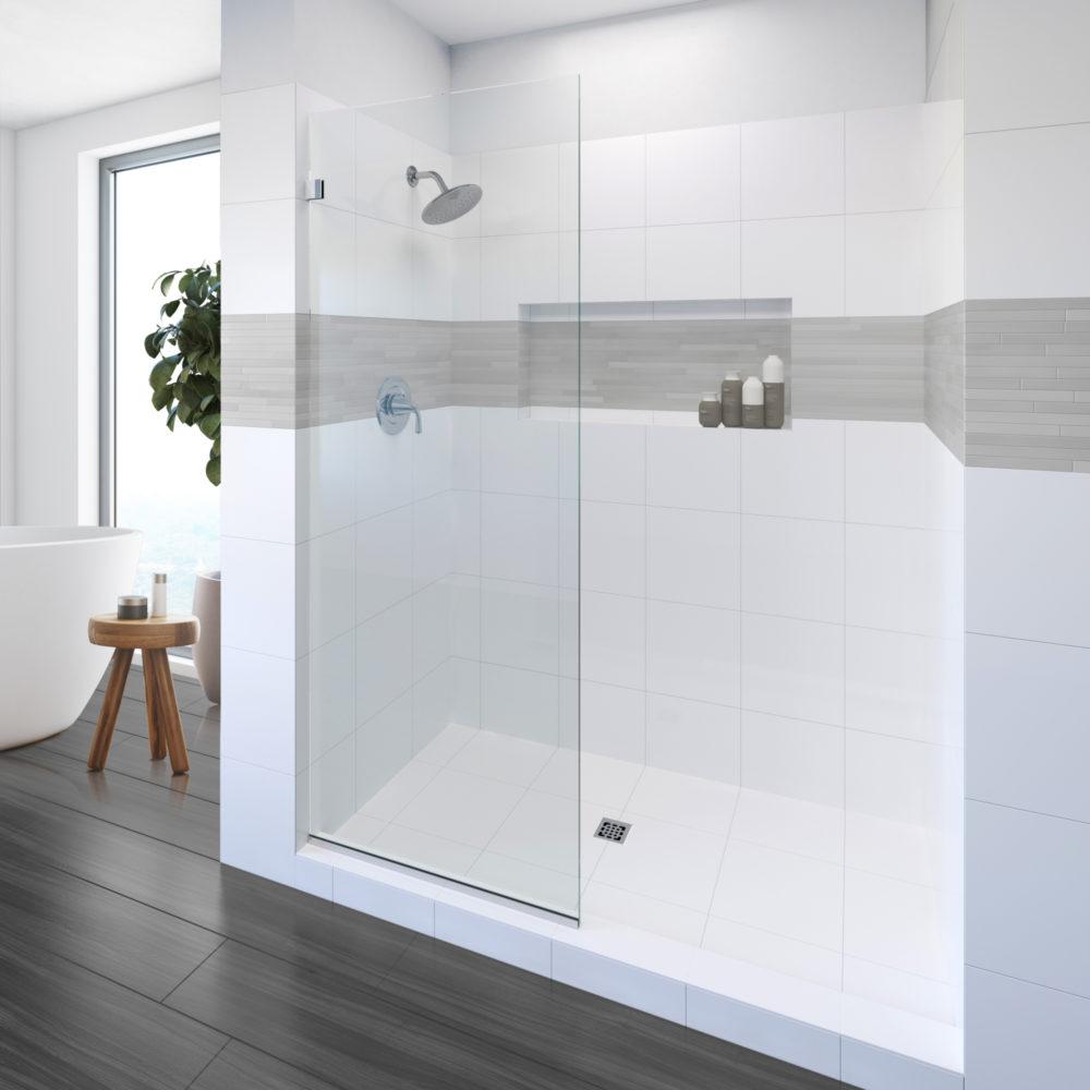 Geolux Shower Screen