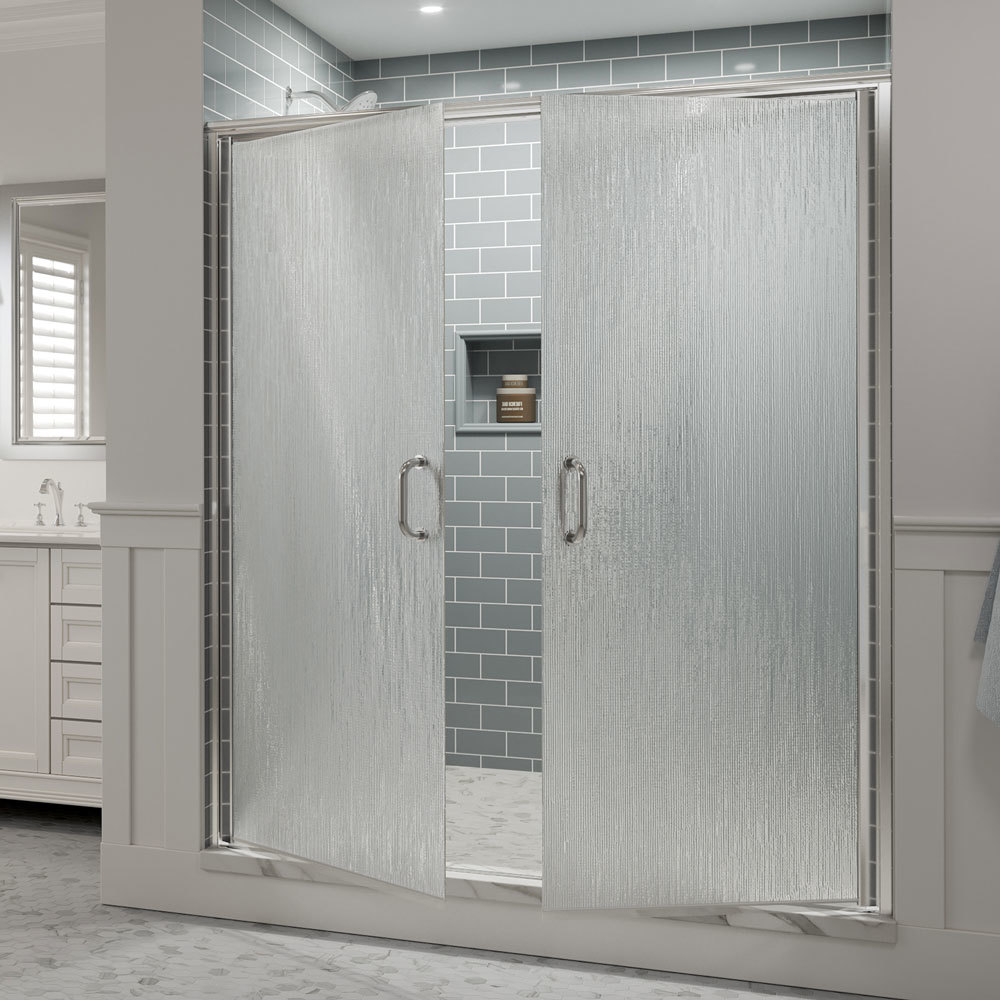 Frameless Glass Shower Door Parts