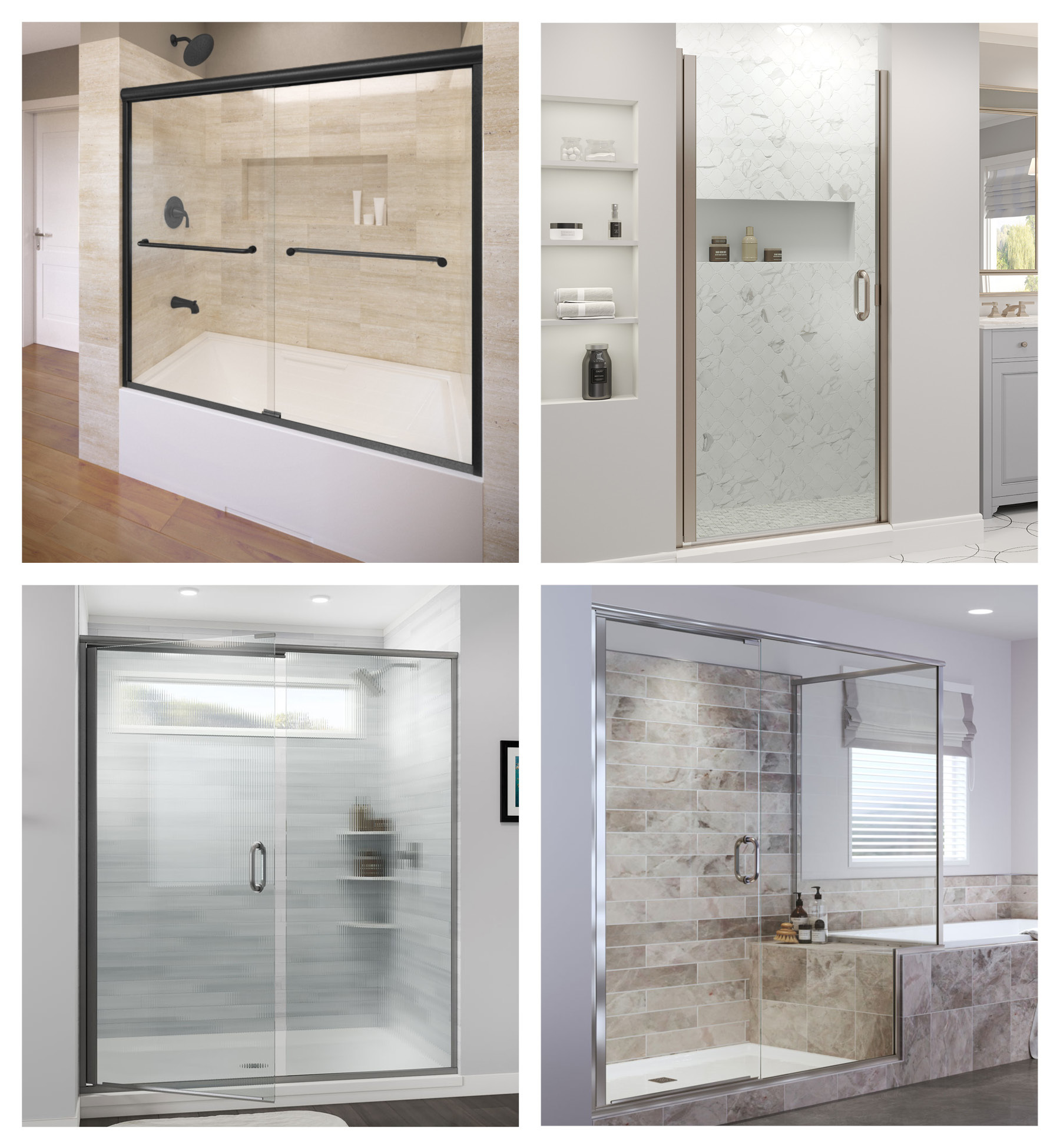 Infinity Shower Enclosures
