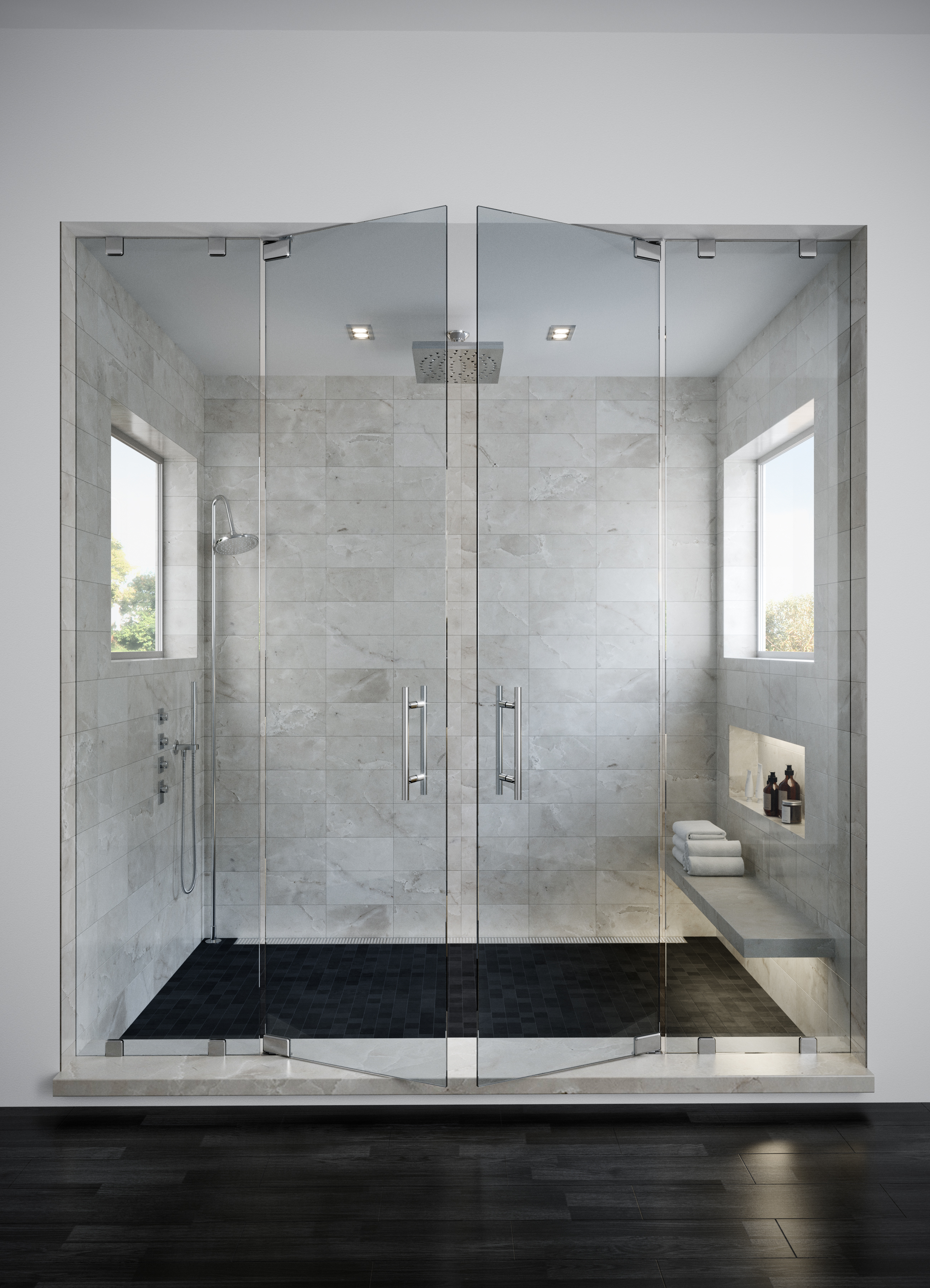 Ready to Find the Perfect Door for Your Space? & How to Create your Dream Shower | Basco Shower Doors