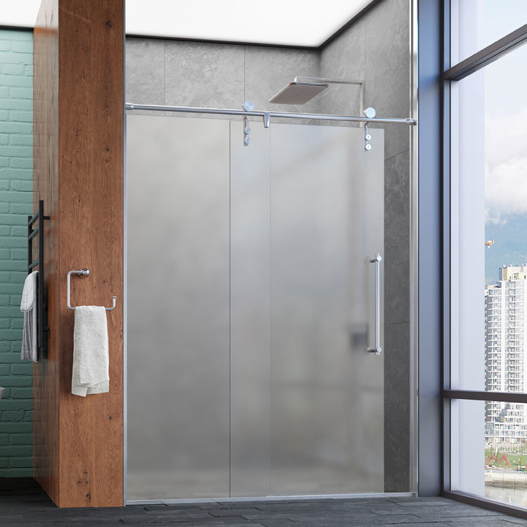 Rolaire Frameless 3 8 Inch Glass Rolling Door Amp Panel