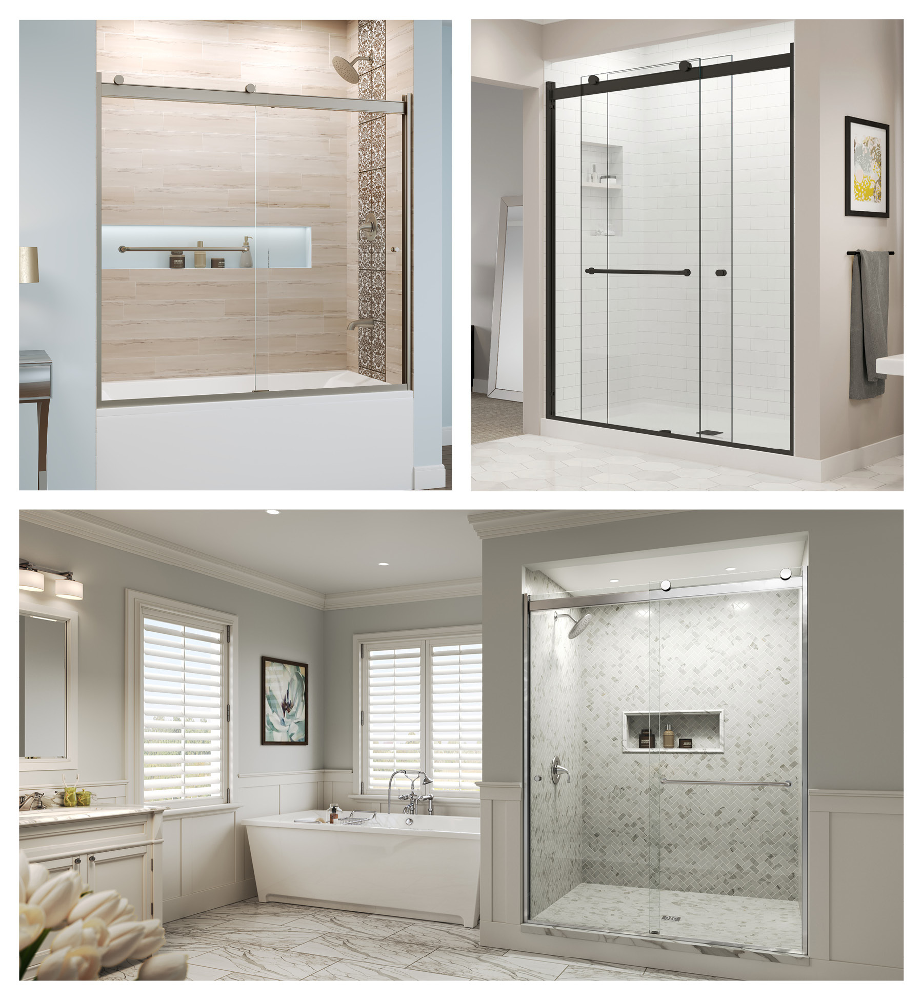 Rotolo Shower Enclosures