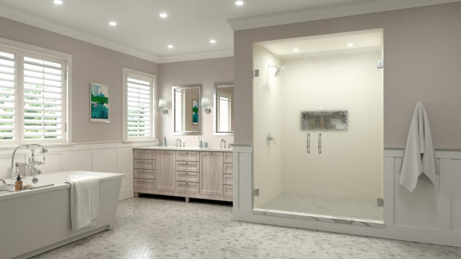 Glass Shower Doors Enclosures Custom Sliding Basco Shower Doors